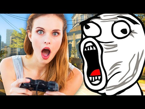 HOW TO MAKE HOT GIRLS MOAN ON CS:GO!