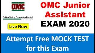 OMC Jr Assistant - MOCK TEST - 15 Practice Set for you