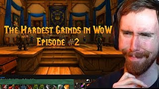 Asmongold Reacts To THE HARDEST Grinds In Classic WoW - Madseasonshow