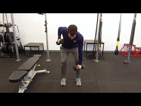 Dumbbell Workout For Golfers: Complete Workout With Nothing But Dumbbells And A Bench