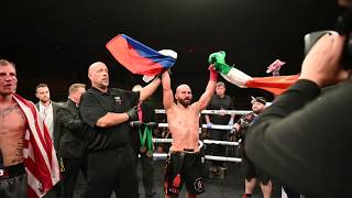 Artem Lobov defeats Jason Knight via decision at Bare Knuckle FC 5