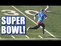 SUPER BOWL!   On-Season Football Series