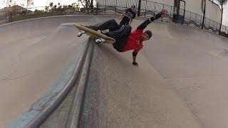 Casterboarding Addiction #5 - 'Back to the Skatepark'