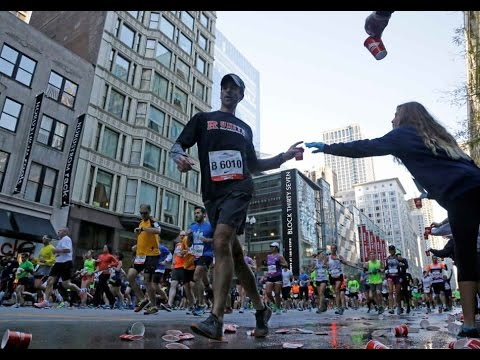Chicago marathon 2016 - Live !!!