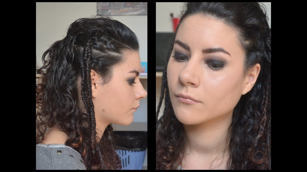 Bekannt Look inspiration △ Lagertha (Vikings) - YouTube IV49