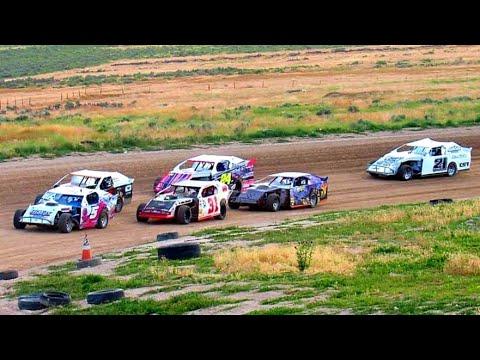 Wild Bill's Raceway IMCA Sport Mod Heat Race 7/12/19