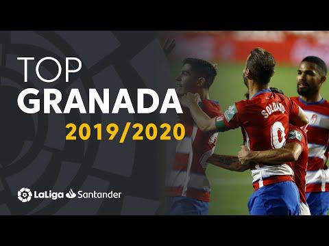 TOP 10 GOLES Granada CF LaLiga Santander 2019/2020