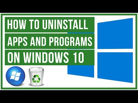 how-to-uninstall-programs-and-apps-on-windows-10