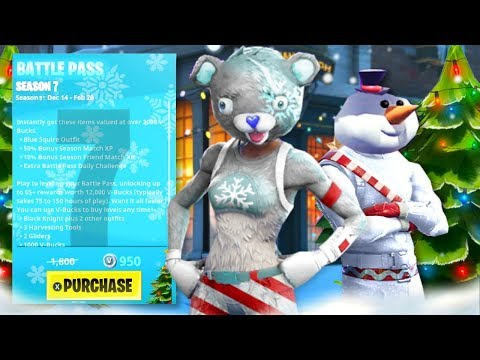 *NEW* ALL SEASON 7 LEAKS AND RUMOURS (Fortnite: Battle Royale)