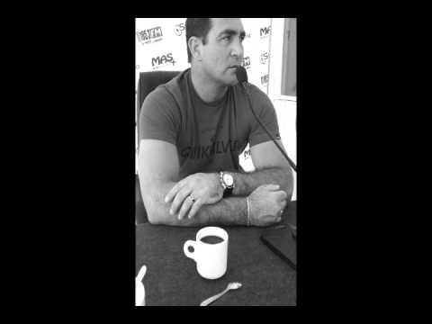 Entrevista en FM 105.3 de Miramar