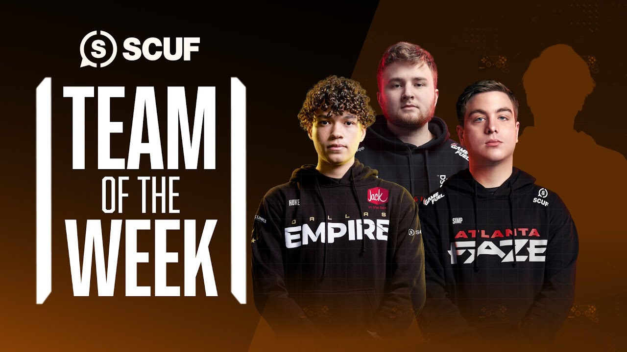 TJHaLy Shines with PERFECT S&D as _____ SLAYS with #1 K/D | SCUF Team of the Week — Super Week