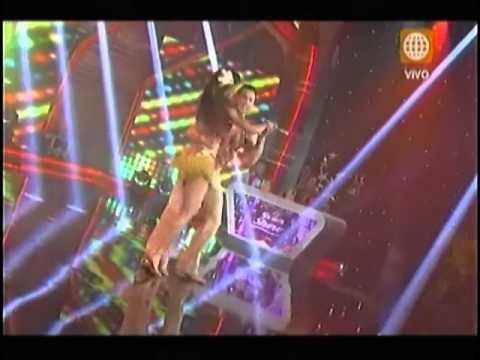 El Gran Show 2013 - La ñañita Claudia Portocarrero  [8/06/13] Cuarta Gala