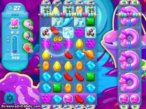 how to play candy crush saga 606