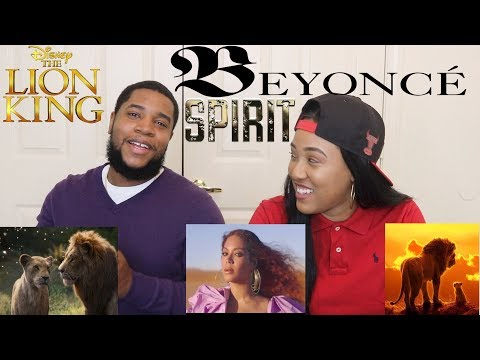 Beyoncé – SPIRIT From Disney's The Lion King (Official Video) | Reaction