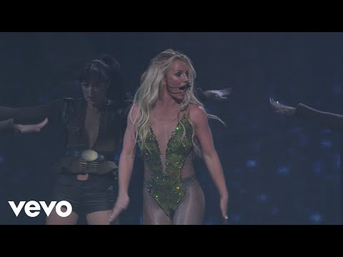 Britney Spears - Womanizer (Live from Apple Music Festival,