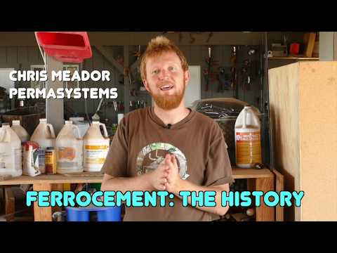 Ferrocement The History Chris Meador APSO Teaser 1