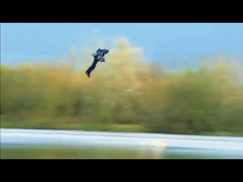 #06. Congrats to Richard Browning! World record holder in a jet suit - 32.02 mph !