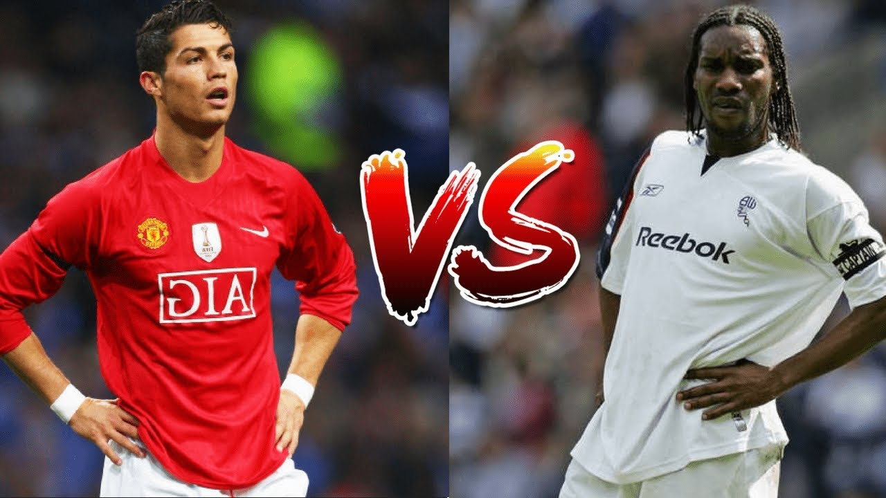 Download When Cristiano Ronaldo (CR7) and Jay Jay Okocha meet for the first time