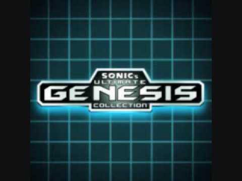 Sonic's Ultimate Genesis Col. - Main Theme