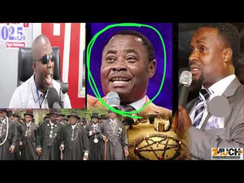 Popu1ar Ghana!an pa$tor cur$es journal!sts and radio presenters over his trending video
