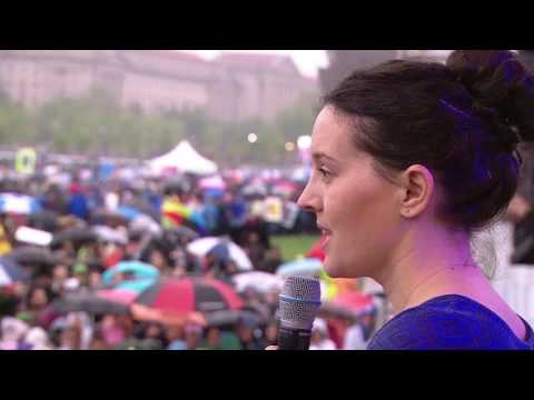 Thumbnail: March for Science Earth Day 2017 Speaker - Sheril Kirschenbaum