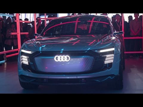Audi e-Tron Sportback antecipa o SUV Q6 - www.car.blog.br