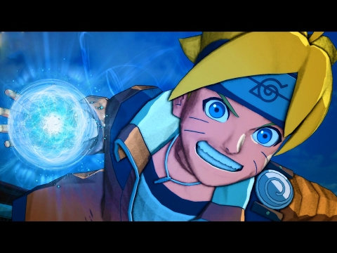 TRUE WIND STYLE RASENGAN UNLOCKED! Naruto Storm 4 Road to Boruto DLC GAMEPLAY