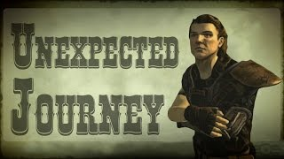 The Storyteller: FALLOUT S3 E3 - An Unexpected Journey