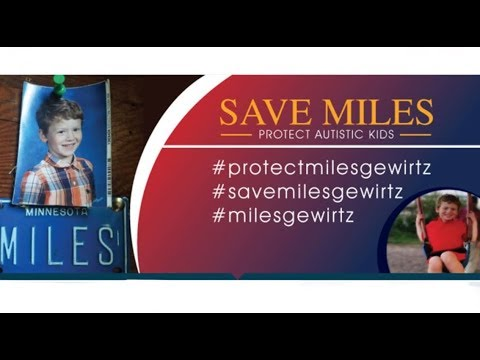 #SAVEMILES - Another 'Trans Child' case AGAINST Father's wish