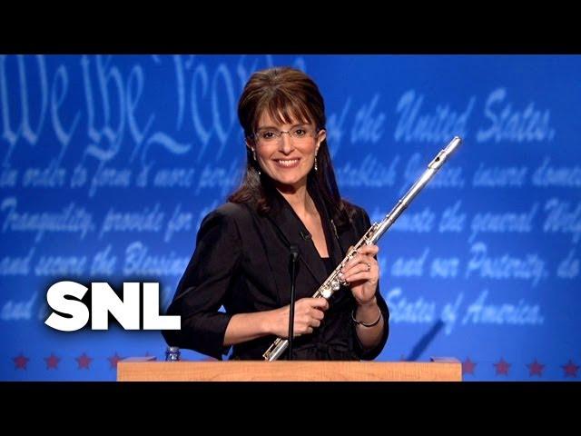VP Debate\: Sarah Palin and Joe Biden - SNL