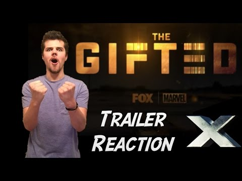 Thumbnail: The Gifted Trailer Reaction