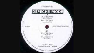 Watch Depeche Mode Deaths Door video