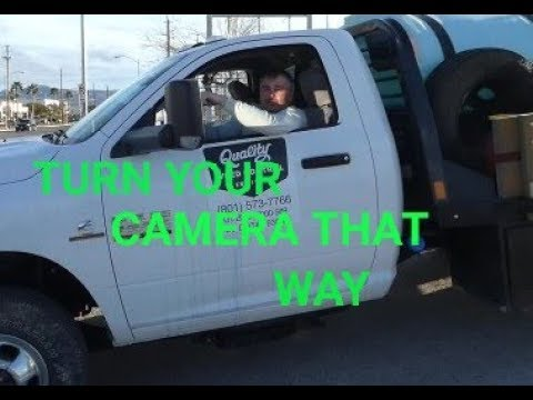 Las Vegas Power Plant (WEED CONTROL AND SECURITY COME OUT) 1st amendment audit