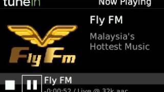 Charice on Fly FM - Malaysia
