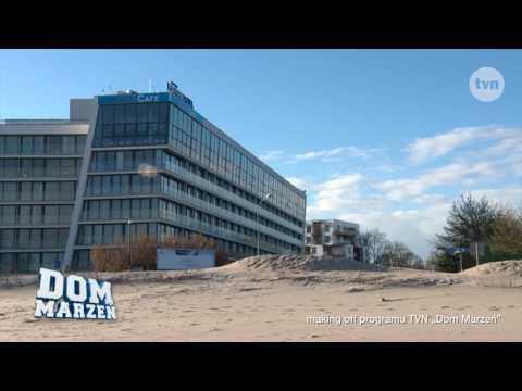 Marine Hotel***** w programie TVN Dom Marzeń - Making of / odc. 1