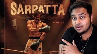Thoughts On Sarpatta Parambarai   Pa. Ranjith   Arya   Pasupathy   Dushara