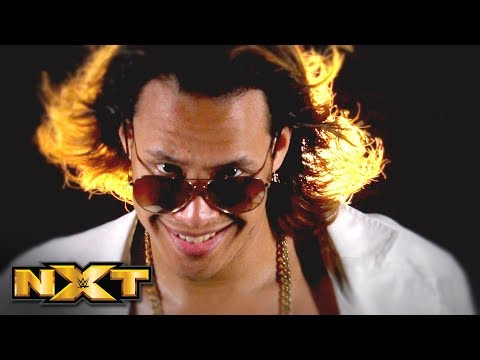 """The Finest"" Kona Reeves returns to NXT in two weeks: WWE NXT, April 18, 2018"