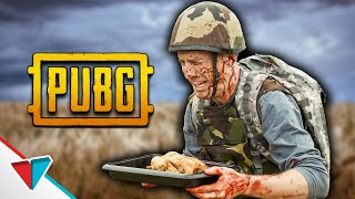 What happens after you win a game of PUBG