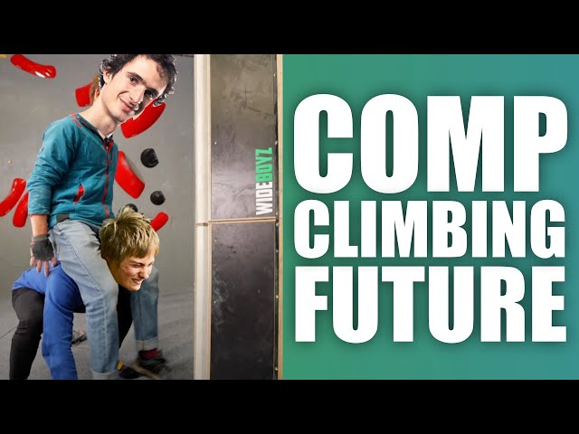 The Future of Competition Climbing? + MUCH MORE