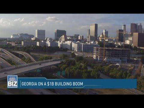 Georgia on a $1 billion building boom!