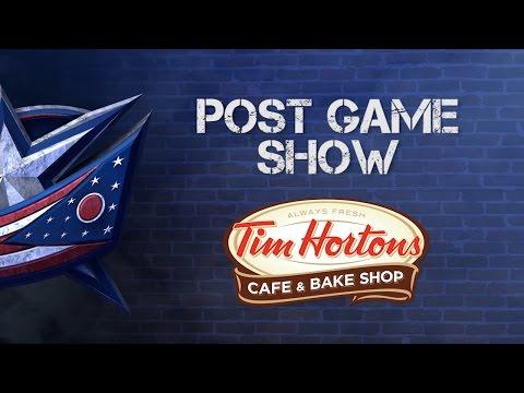 Tim Hortons Post-Game Show: Blue Jackets vs. Rangers (10/11/14)