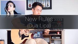 Baixar (Dua Lipa) New Rules - Rodrigo Yukio (Fingerstyle Guitar Cover)(FREE TABS)