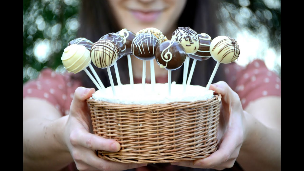 15 Cake Pops Decorating Ideas Youtube