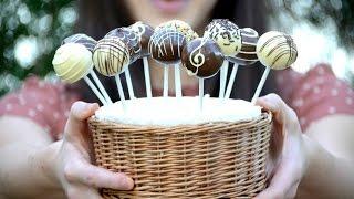 15 Cake Pops Decorating Ideas