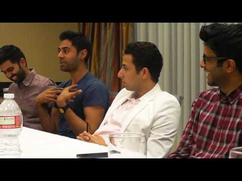 Hasan Minhaj before the Daily , Advice to Young Entertainers 2013  wGoatface