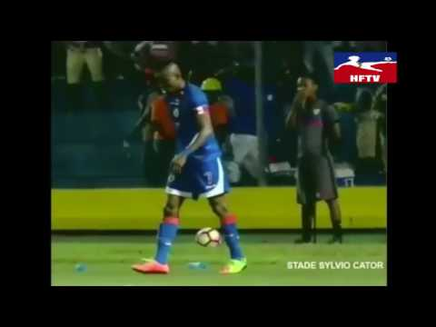 HAITI VS NICARAGUA 3-24-17