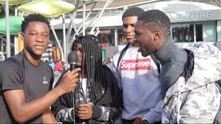 Would You Date A Girl Who Listens To Drill? (ASKING THE PUBLIC) ft. Canking, JTube & FOKTV