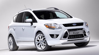 Ford Kuga основные болячки и стоимость обслуживания!