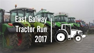 East Galway Tractor Run 2017 - GoPro HD