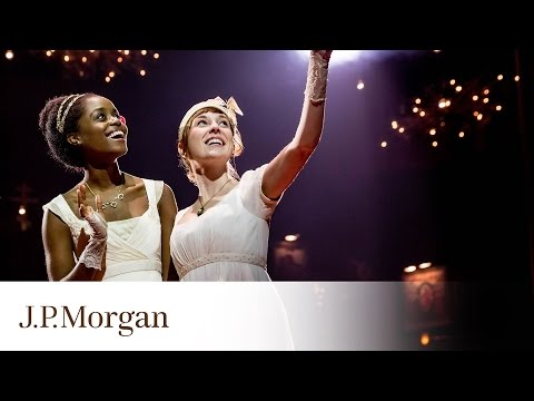 Exclusive Interview with Brittain Ashford of 'The Great Comet' | #NextList2017 | J.P. Morgan